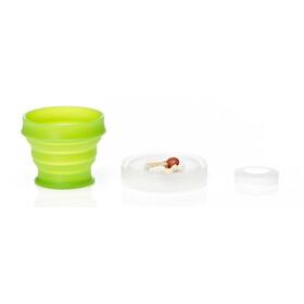 humangear GoCup Small Travel Accessorie 118 ml green